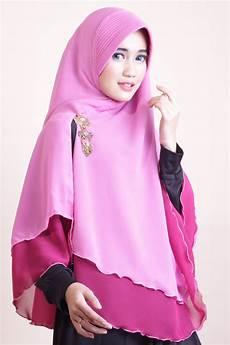 Kelebihan Jilbab Instan Daripada Kerudung Segi Empat