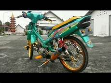 Modifikasi Motor R Lama by Modifikasi Motor Lama Sewu Kutho