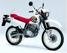 Xlr125rw Jd16b Honda Motorrad Xlr 125