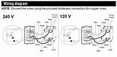 how to wire the th115 floor heating thermostat warmupedia usa canada