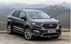 Ford Edge Vignale Review Two Tonnes Of Mild Disappointment