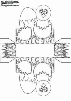 Malvorlagen Ostereier Kostenlos Ausdrucken Anleitung Osterk 246 Rbchen Vorlage Malen Basteln Osterk 246 Rbchen