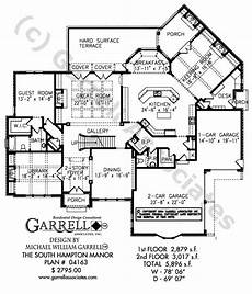 garrell house plans south hton manor house plan plans garrell home