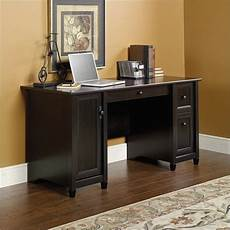 computer desk home office furniture workstation table in estate black ebay
