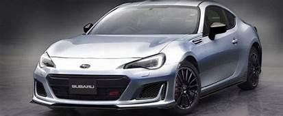 Subaru Set To Reveal BRZ STI Sport Concept At 2017 Tokyo