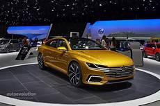 Volkswagen S Arteon Four Door Coupe Could Get A Seat
