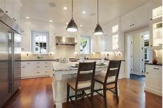 white shaker style farmhouse kitchen crystal cabinets