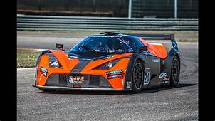 KTM X BOW GT4  Acquire A Taste Of Driving The Victorious