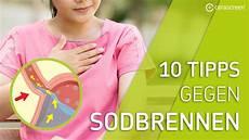 leidest du an sodbrennen 10 tipps gegen sodbrennen zu