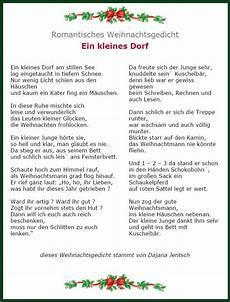 romantisches weihnachtsgedicht weihnachtsgedichte