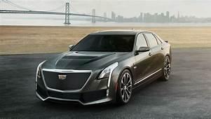 Cadillac CT6 V Why A Hot Would Make Sense  Autoevolution