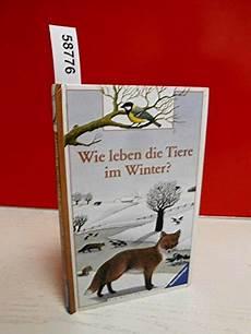 Tiere Im Winter Zvab