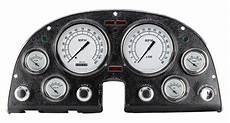 automotive repair manual 1967 chevrolet corvette instrument cluster classic instruments 1963 1967 corvette gauge cluster classic white