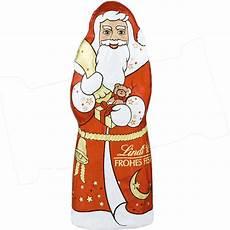 lindt weihnachtsmann 40g vollmilch schokolade 45 st 252 ck