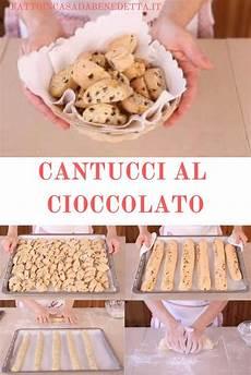 bigne crema e cioccolato fatto in casa da benedetta cantucci al cioccolato fatto in casa da benedetta rossi ricetta ricette cantuccio cibi e