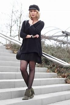 Stiefeletten Fransen Sacha Kleid Mango Sweater