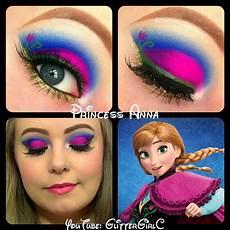 disney princess makeup look glittergirlc