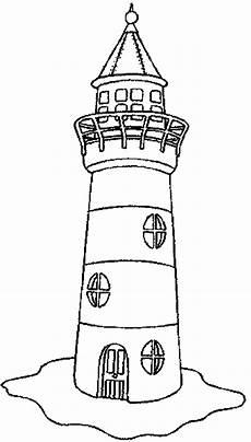 Malvorlagen Leuchtturm Ausdrucken Leuchttuerme
