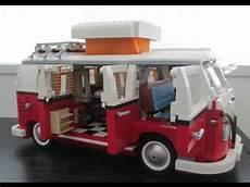 lego volkswagen t1 cer 10220 review