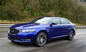 2013 Ford Taurus SHO First Drive  Review Car And Driver
