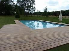 plage de piscine terrasse en bois 78 autour d une piscine terrasse