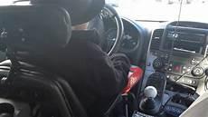 Sascha Beim Auto Fahren Auf Der Rehacare 2012
