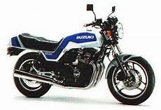 suzuki gsx1100e history