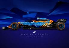 mclaren alpine 2018 livery on behance