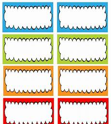 learning and teaching with preschoolers name tag station