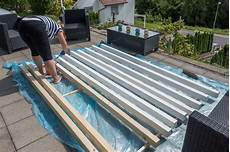 Swim Spa Pool Deck Selber Bauen Diy Technikfreak