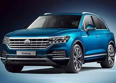 2019 volkswagen touareg review specs relase date colors
