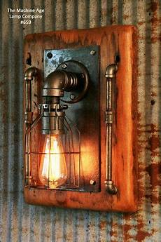 steunk industrial barn wall sconce light l 659 things i should build