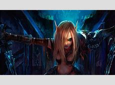 Blood Elf, Rogue, World Of Warcraft Wallpapers HD