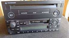vw radiocassette cd player from mk4 golf for sale in