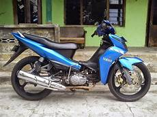 Modifikasi Jupiter Z by Dunia Modifikasi Kumpulan Foto Modifikasi Motor Jupiter Z