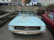 Ford Mustang V8 A Code Convertible – Classic Cars Bohemia