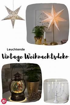 dekoideen im vintage stil passend zur weihnachtszeit