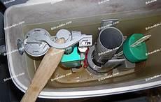 changer mécanisme chasse d eau schema montage chasse d eau