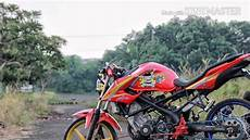 Modifikasi New Cb150r Pelek Jari Jari by Modifikasi All New Cb150r