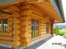 Wohntr 228 Ume Aus Holz Blockhaus Canada Can