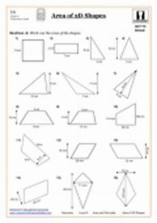 shapes areas worksheets 1036 area worksheets teaching ideas