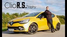 2017 Renault Clio R S Trophy Review Und