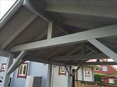 farbe für dachüberstand 1 anstrich carport vollst 228 ndig mollys blockhausprojekt