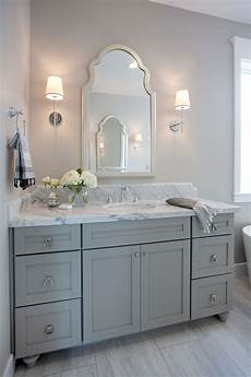 Bathroom Ideas Gray Vanity by Biltmore Heights Project Before And After Gray Bathroom
