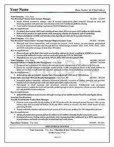 executive sales resume exle