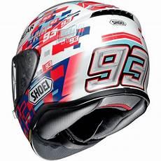 Shoei Nxr Marquez Power Up Tc 1 Helmet 183 Motocard