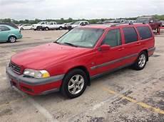 1999 volvo v70xc find used 1999 volvo v70 xc awd cold a c auto