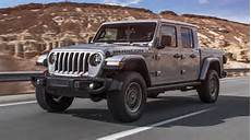 2020 Jeep Rubicon by 2020 Jeep Gladiator Starts At 35 040 Motortrend