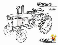 Deere Malvorlagen Free Tractor Coloring Pages For Printable Print Picture