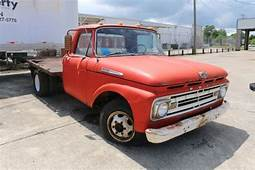 1962 Ford F350 Flatbed 2wd Dually For Sale  F 350